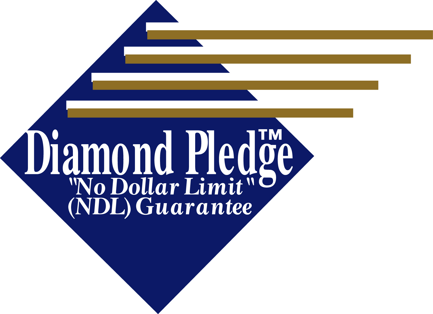 GAF Diamond Pledge roofing service and repair professional service member
