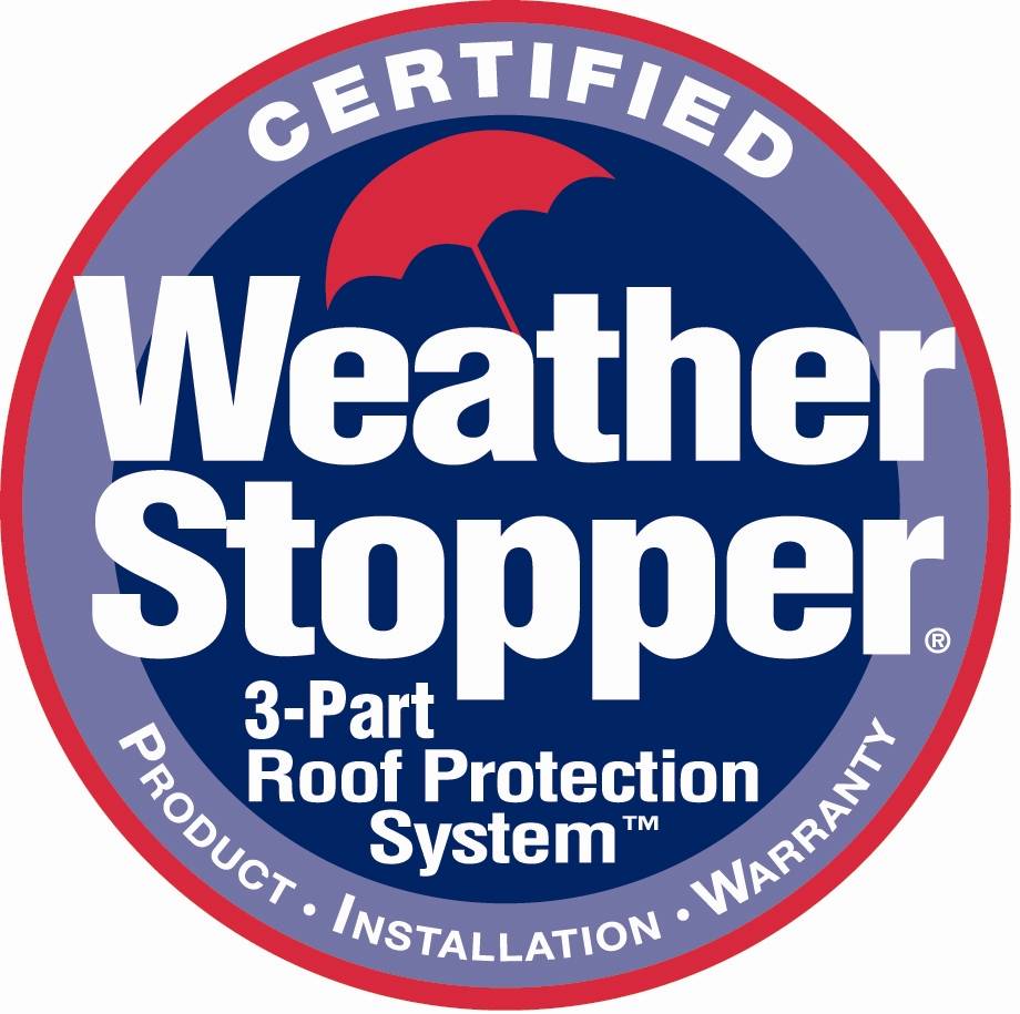 GAF Weather stopper repair service professional