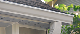 Residential and commercial gutter installation and repair.